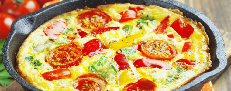 Sunday Brunch Frittata Recipe